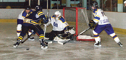 Northern midget hockey playdowns new liskeard