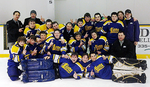 Pity, that Northern midget hockey playdowns new liskeard