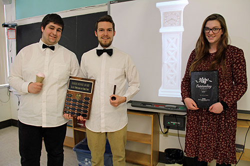Ontario News - TDSS student thespians preparing for Regional Drama Festival