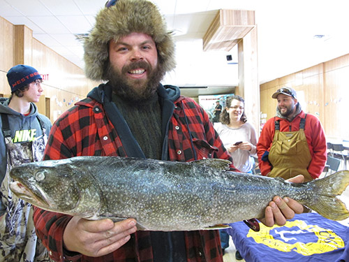 Canadian News - Northern Ontario News - Anglers have big haul at Big Red's Derby