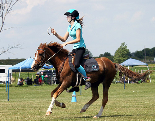 Ontario News - Local Pony Clubbers qualify for Team Canada