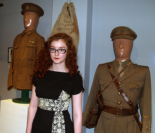 Northern Ontario News - The Temiskaming Speaker - Coleman teen wins World War I educational trip overseas