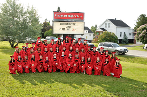Northern Ontario News - The Temiskaming Speaker - Englehart High School 2014 Graduates
