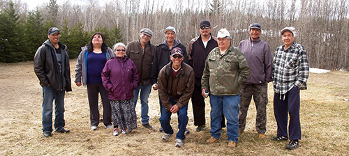 Northern Ontario News - The Temiskaming Speaker - The Truth and Reconciliation Walkers