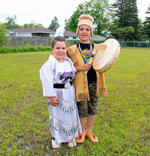 Northern Ontario News - The Temiskaming Speaker - TDSS hosts 9th annual Pow Wow