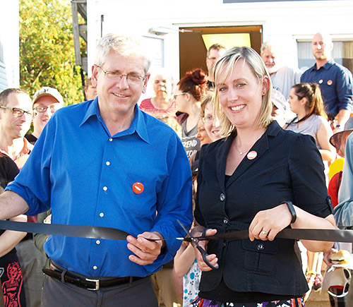 Northern Ontario News - The Temiskaming Speaker - NDP looks to turn the North orange