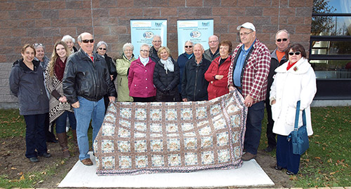 Northern Ontario News - The Temiskaming Speaker - Volunteers, take a seat