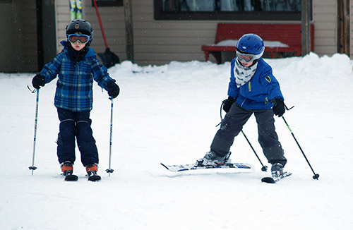 Northern Ontario News - The Temiskaming Speaker - Ski village welcomes winter with big opening weekend