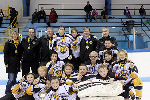 Thanks for Northern midget hockey playdowns new liskeard