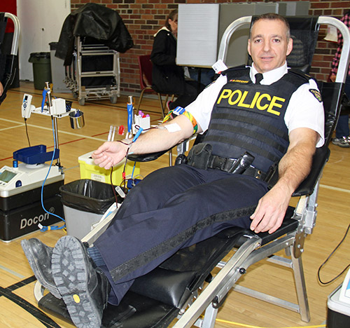 Northern Ontario News - The Temiskaming Speaker - Canadian Blood Services