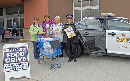 Northern Ontario News - The Temiskaming Speaker - Cram-a-cruiser