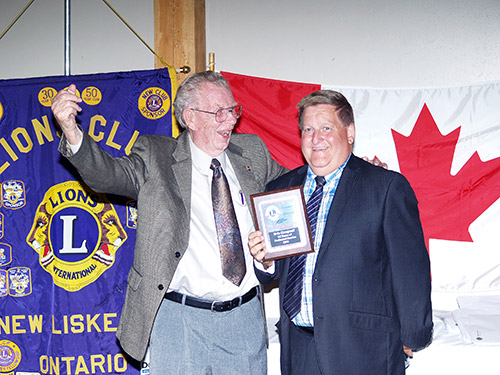 Temiskaming Shores - Community News - Lions celebrate 70 years of service
