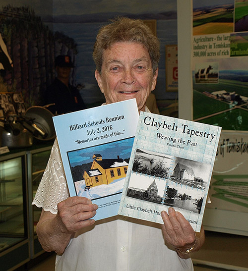 Temiskaming Shores - Community News - Pulling local history off the shelf