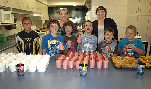 Temiskaming Shores News - Navigateurs canteen nourishing bodies and minds