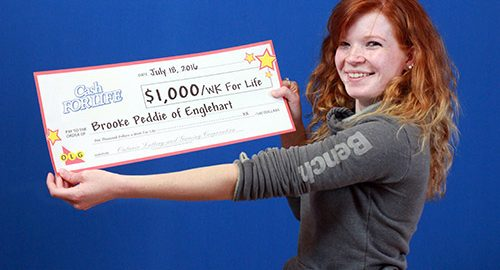 Northern Ontario News - The Temiskaming Speaker - EHS grad scores lottery win