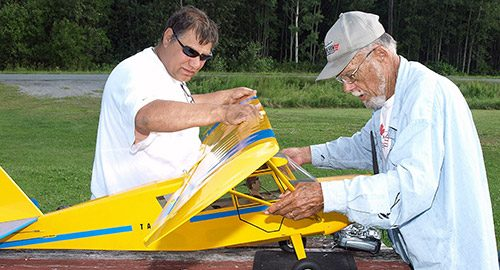 Northern Ontario News - The Temiskaming Speaker - Temiskaming and Region Model Aircraft Club