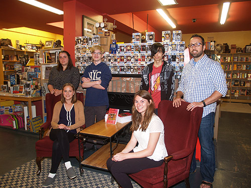 Northern Ontario News - The Temiskaming Speaker - Students produce anthology of writing