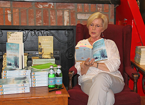 Northern Ontario Newspaper - Temiskaming Shores - Meet and greet for author Mary Lawson