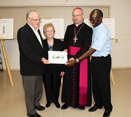 News for Temiskaming Shores - Timmins Diocese 100th anniversary marked by book launch