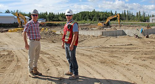 Temiskaming Shores News - Great Northern Family Health Team building set to open in spring 2017