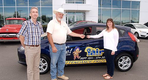 Temiskaming, Kirkland Lake, Timmins, Haileybury and Surrounding Area - News - New Liskeard Fall Fair Car Draw