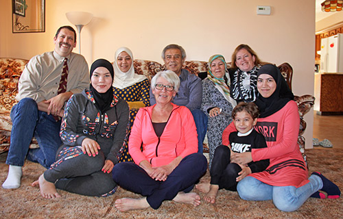 News for Temiskaming Shores, Timmins, Kirkland Lake & Area - Syrian family settling into life in Temiskaming Shores