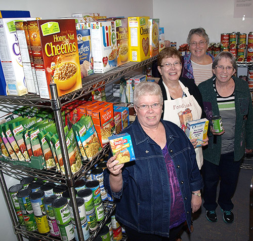 News for Temiskaming, Kirkland Lake, Timmins & Area - The Temiskaming Speaker's Community Food Bank Drive
