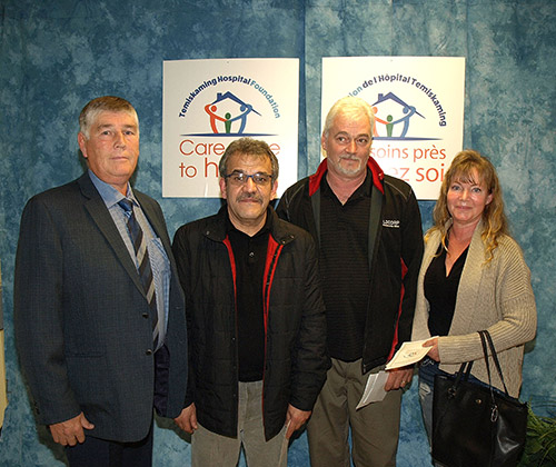 News for Temiskaming Shores & Area - The Temiskaming Speaker - Donor recognition