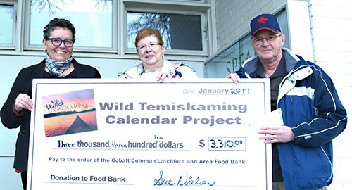 Northern Ontario News - The Temiskaming Speaker - Food bank gets timely donation