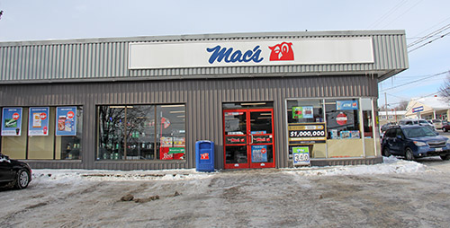 The Temiskaming Speaker - Teen charged in New Liskeard Mac's Convenience Store robbery