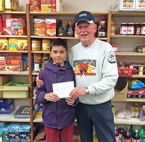 The Temiskaming Speaker - Kind-hearted donation