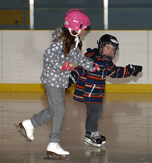 The Temiskaming Speaker - News - Haileybury Public Skating