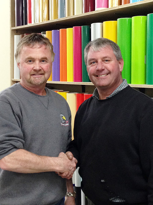 The Speaker - Phippen Signs announces new manager