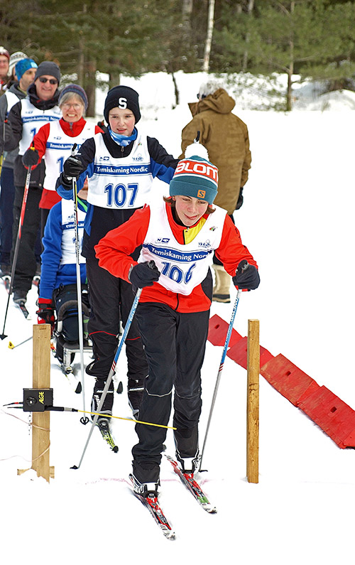 The Temiskaming Speaker - News - Temiskaming Nordic Ski Club