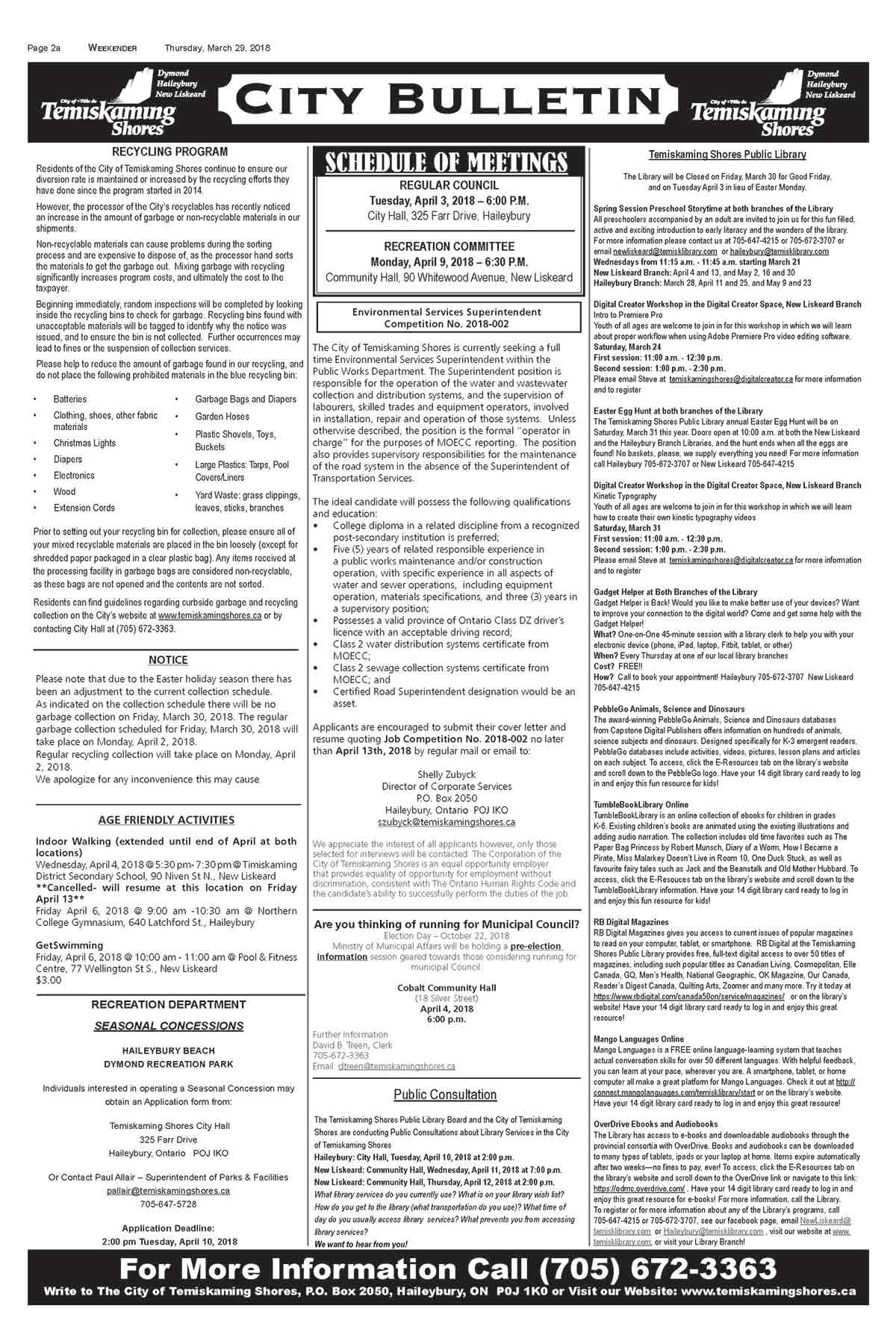 Click Here To View SECTION A In PDF Format · Click Here To View SECTION B  In PDF Format