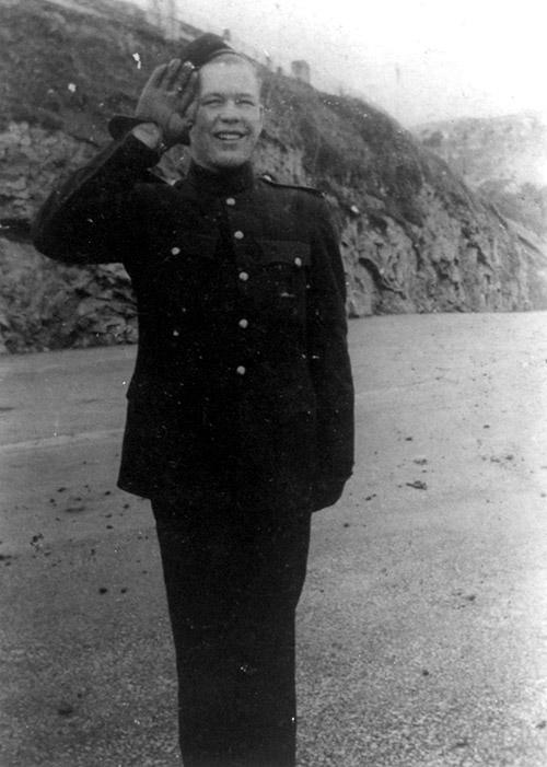 Ontario's Northern Newspaper - The Temiskaming Speaker - Robert Young: The North Shore (New Brunswick) Regiment