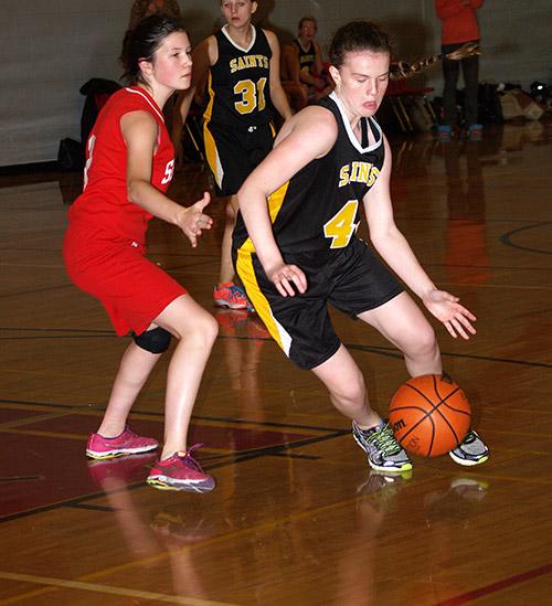 Ontario's Northern Newspaper - The Temiskaming Speaker - Sports - Basketball -Sainte Marie looking for NEOAA win