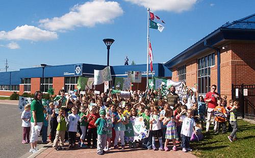 Ontario's Northern Newspaper - The Temiskaming Speaker - Celebrating Franco flag and culture