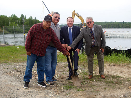 Northern Ontario News - The Temiskaming Speaker - Funding to study Latchford power generation