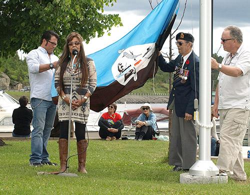 Ontario's Northern Newspaper - The Temiskaming Speaker - Temagami celebrates National Aboriginal Day