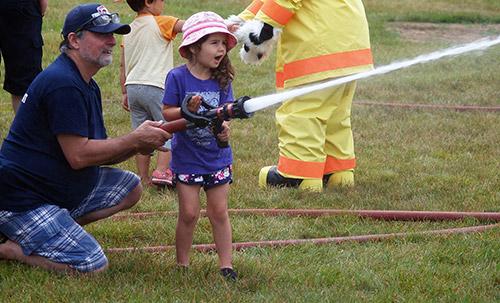 Northern Ontario News - The Temiskaming Speaker - Junior Firefighter