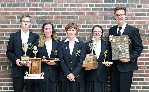 Temiskaming Shores News - TDSS bands end year on high note