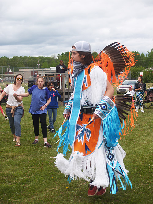 Northern Ontario News for Temiskaming Shores - The Temiskaming Speaker - Traditions shared in tenth annual TDSS Powwow
