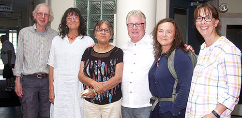Northern Ontario Newspaper - Temiskaming Shores - Truth and Reconciliation discussion held in Temagami