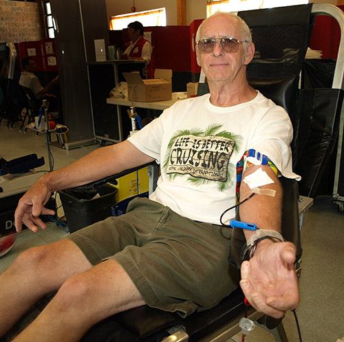 News for Temiskaming Shores - Blood donor clinic exceeds goal