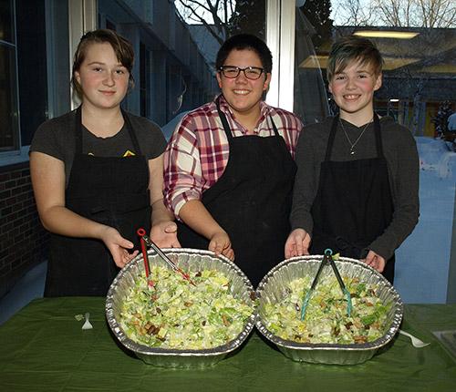 The Temiskaming Speaker - News - Pasta Salad Please